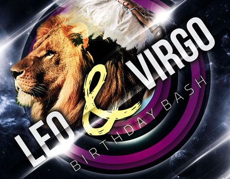 Leo&Virgo Birthday Bash