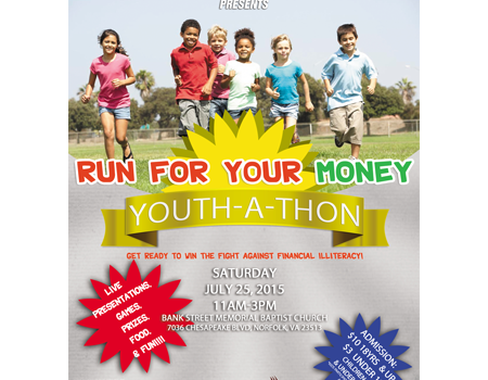 Run for your money Youth-A-Thon